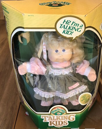 Cabbage Patch Doll Coleco 1980's