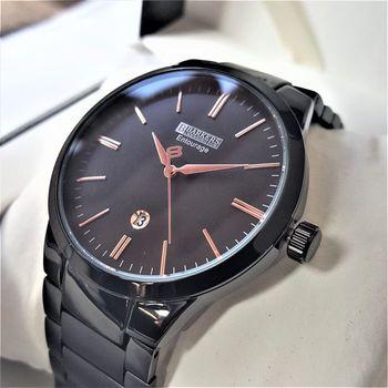 NEW Barkers Of Kensington Entourage Luxury Men's Watch