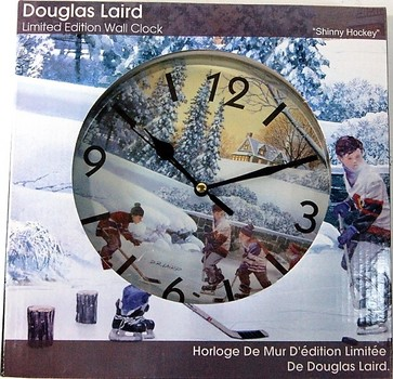 Limited Edition Wall Clock By Douglas Laird