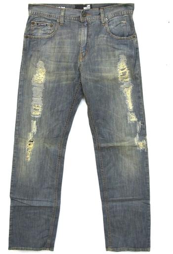 MOSCHINO Men's Designer Jeans - Size 31 - Retail $550.00