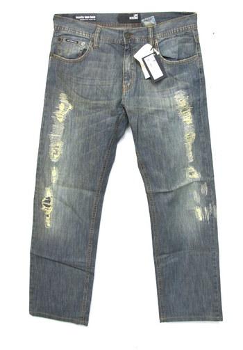MOSCHINO Men's Designer Jeans - Size 34 - Retail $550.00