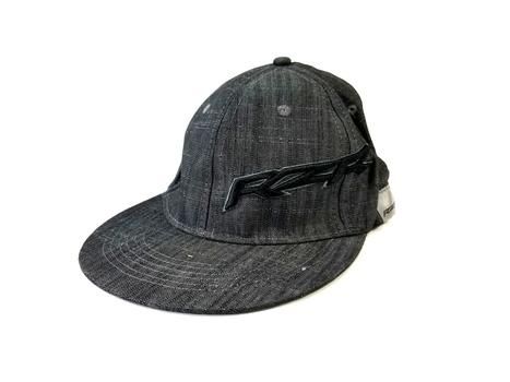 NWT Polaris Authentic Baseball Cap Black RZR Sz S/M