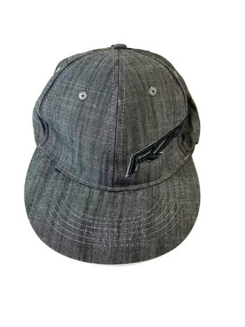 NWT Polaris Authentic Baseball Cap Black RZR Sz L/XL