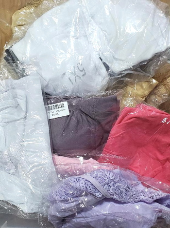 New Lot of 10 Bras Various Sizes Colors And Styles