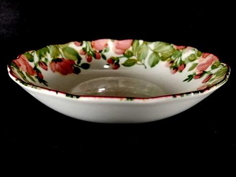 VTG Hand Painted Japan Porcelain Bowl