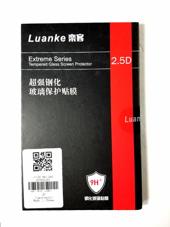 Luanke 2.5D Full Cover Screen Film Transparent