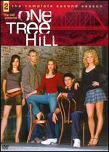 One Tree Hill: Season 2 DVD Set