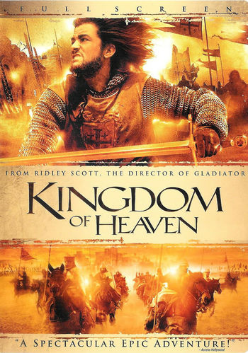 Kingdom of Heaven 2 Disc DVD Full Screen with Slip Cover