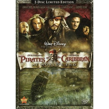 Pirates of the Caribbean: at World's End Special Edition 2 Discs Widescreen