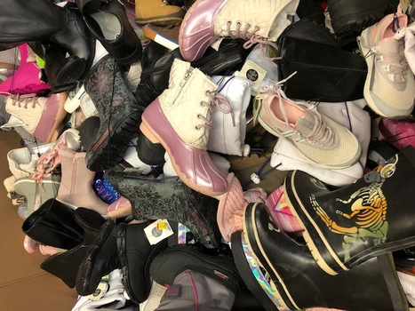 Boots Kids Walmart Over-Stock 20 Pair