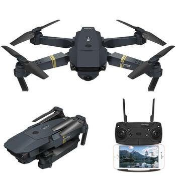 DroneX Pro Emotion WIFI F80 FPV Drone