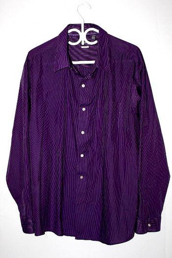 Van Heusen Classic Fit Mens Sz XXL Button Up Long Sleeve Shirt