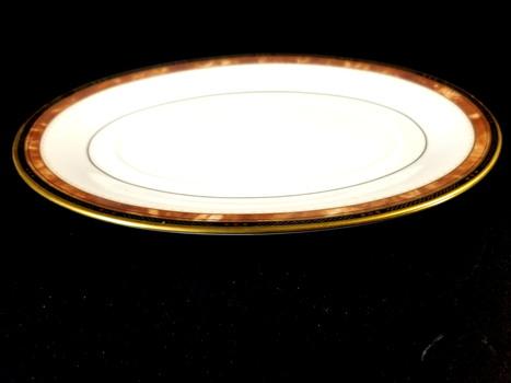 Vintaeg Japan Mikasa Fine Bone China Tray