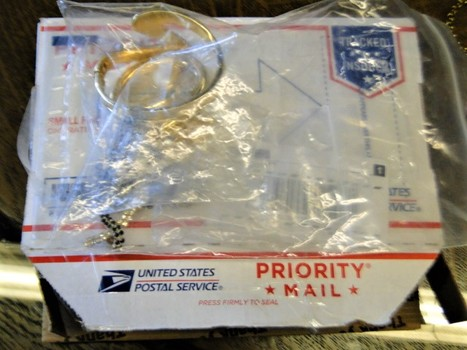 Unclaimed Package from USPS - Diamond