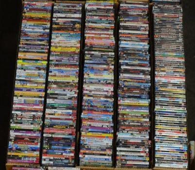 Lot of 20 DVD'S Random Titles