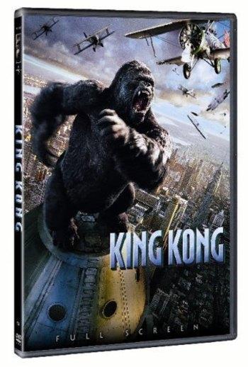 King Kong Full Screen DVD