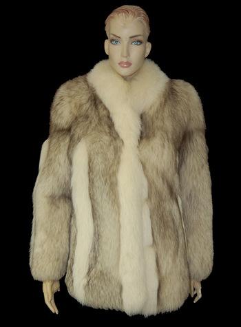 Women's Fox Jacket-Size Small/Medium $2,100.00