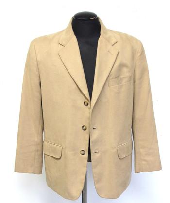 Claiborne Men's Faux Suede Blazer/Jacket - Size 42S