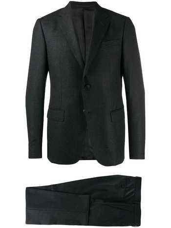 New Mens Z ZEGNA classic two-piece suit, 54 (44R)
