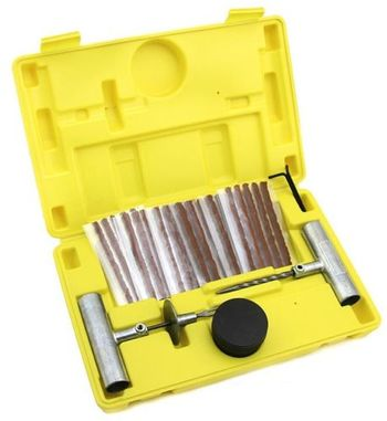 35 Pc Tire Repair Tool Kit with Case
