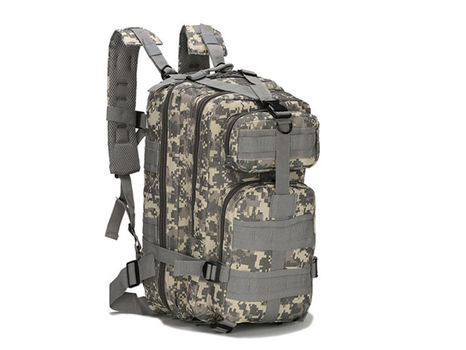 Tactical Military Rucksacks /Backpack Digital Camo