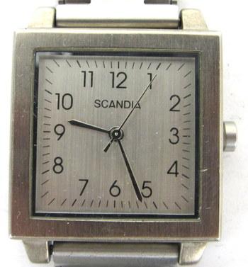 Scandia Quartz  Watch