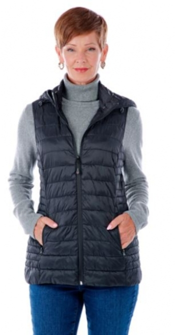 Arctic Expedition Ladies Lynn Puffer Vest, Size: Small, Retail: $77.00 CAD