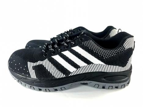 NWT Unisex Steel Toe Saftey Shoes Size US 8.5