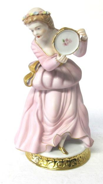Pates Emaux de Limoges Figurine-Portugal