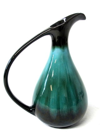 Original Large Blue Mountain Pottery Pitcher