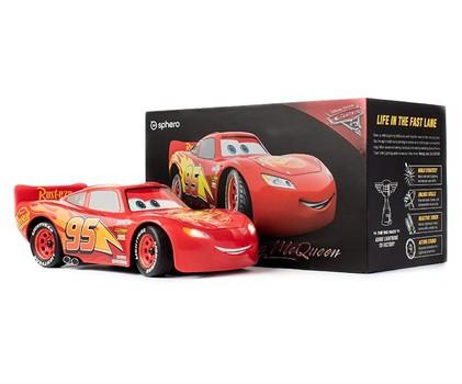 Ultimate Lightning McQueen Sphero Smart Toy