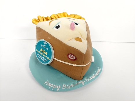 "Hallmark Vintage ""Jake The Birthday Cake"" Animated Birthday Toy"