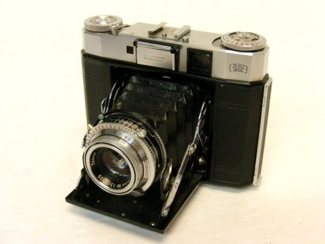 1955 Zeiss Super Ikonta Camera