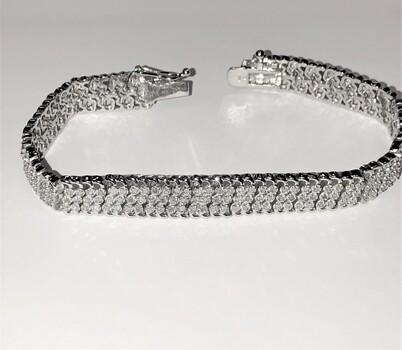 2.00 Carat Diamond Bracelet