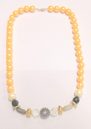 NECKLACE - COLORFUL BEADS