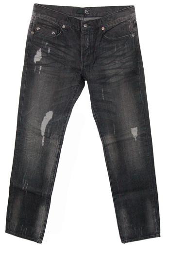 CAVALLI Men's Italian Designer Jeans - Tag Size 35 - Retail $450.00
