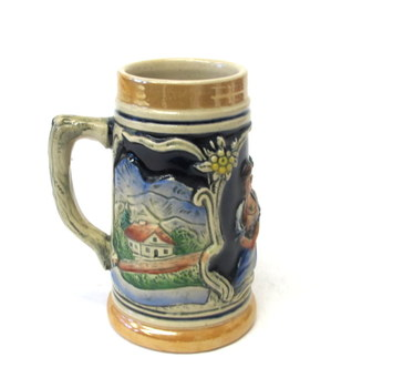 Authentic Small Beer Stein made in Germany