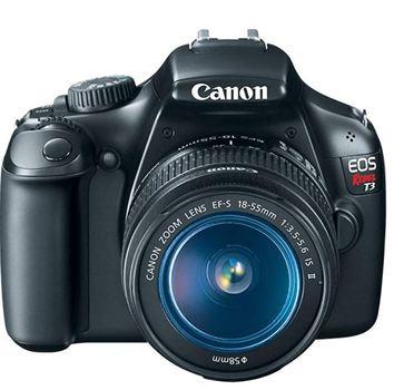 Canon EOS Rebel T3 Camera