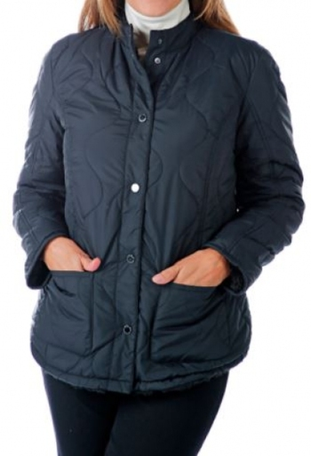 Isaac Mizrahi Live! Reversible Sherpa Jacket, Size: XS, Retail: $120.00 CAD