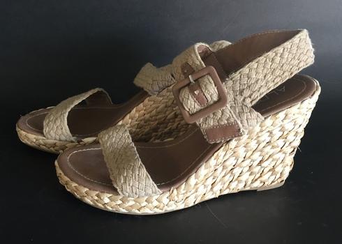 ALDO- Women's Espadrille Sandals-Size 7.5