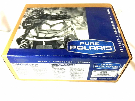 Polaris 2879845 Full Canvas Cover Indy 144 Voyageur 144 Snowmobile - New