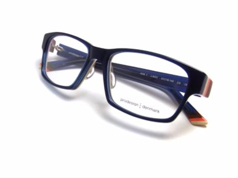 Prodesign Denmark Model 4686 Eyeglass Frames | Property Room