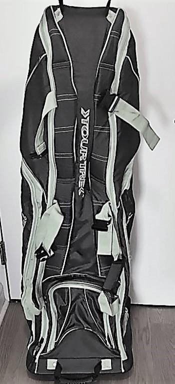 Tour Trek Travel on Wheels Golf Bag