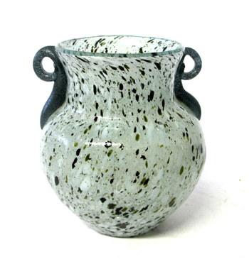 Vintage Art Glass Vase
