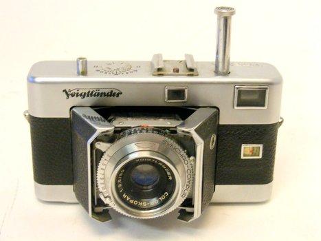 1954  Voigtlander Vitessa L  Camera