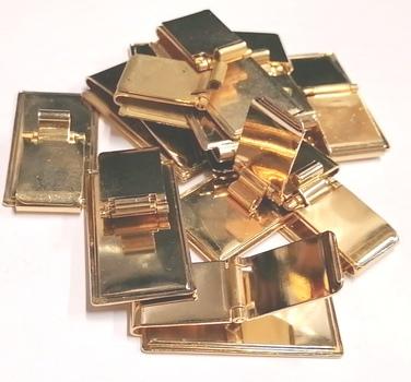 MONEY CLIP - GOLD PLATED MONEY CLIP -2 DOZEN