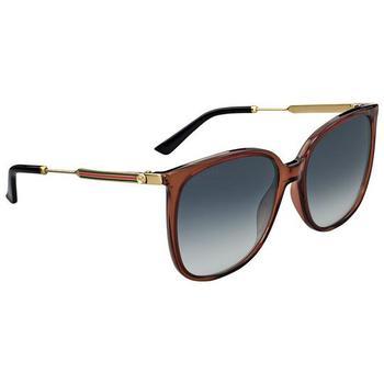 GUCCI Women's Sunglasses MSRP $395.00