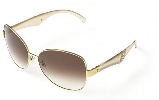 Made IN ITALY New Invicta Silver Corduba Cosmos Filigree Sunglasses - Retail $395.00