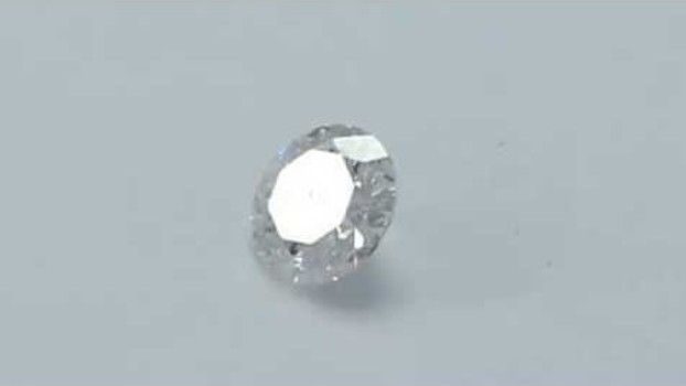 Genuine 1.01 Carat Diamond Appraised $13,500.00