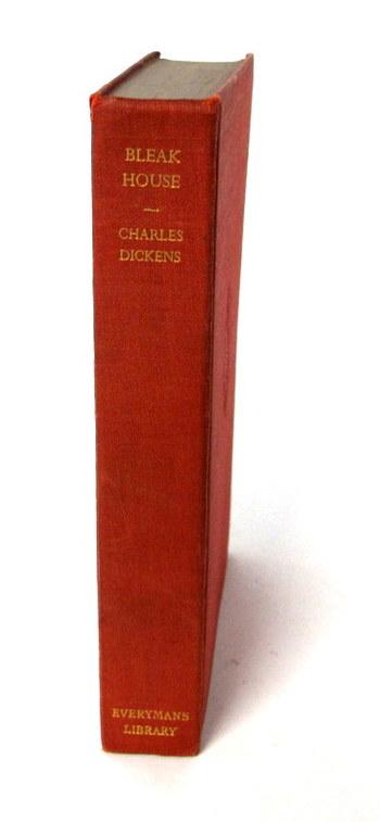 "Vintage Book- ""Bleak House"" 1932"
